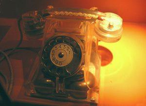 Een doorzichtige telefoon - Holger Ellgaard