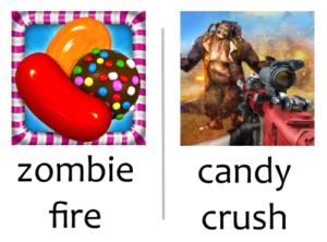 Niet elk spelletje is hetzelfde...