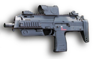 H&K MP7 Personal Defence Weapon