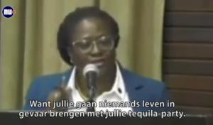 De directeur Nationale Veiligheid van Suriname